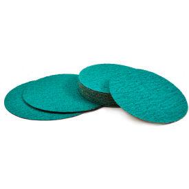 """Superior Abrasives 16728 Coated PSA Disc Stick on 12"""" Zirconia Alumina w/ Grinding Aid Extra Coarse - Pkg Qty 25"""