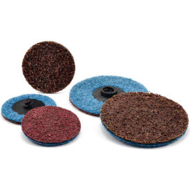"Superior Abrasives 41383 Conditioning QC Disc Type R 4"" Aluminum Oxide Coarse - Pkg Qty 25"