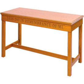 Church Furniture Communion Tables Open Communion Table - Open table oc