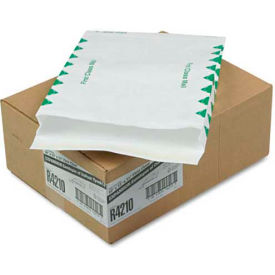 DuPont Tyvek® Exp. Envelopes, Open End, 100/Ctn, 10 x 13 x 1-1/2, First Class