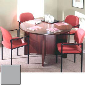 """Ironwood 42"""" Conference Table - 42""""W x 42""""D x 28-5/8""""H Gray"""