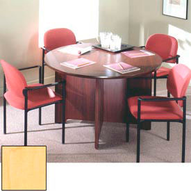 """Ironwood 48"""" Conference Table - 48""""W x 48""""D x 28-5/8""""H Maple"""