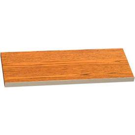 "Display Shelf Accessory - 35""W x 1""D x 12-3/4""H Dixie Oak"