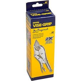 """IRWIN VISE-GRIP® 8R The Original™ 8"""" Locking Sheet Metal Plier"""