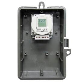 Intermatic GMXFM1D20-I-120 Electronic 24-Hour/7-Day Time Switch NEMA1 Indoor/Plastic 16A 120V