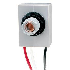 "Intermatic K4021C 1800 Watt ""T"" Fixed Postion Mounting Photo Control, 120V, 50/60 Hz."