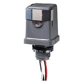 "Intermatic K4121C 1800 Watt ""T"" Stem Mounting Photo Control, 120V, 50/60 Hz."