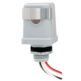 "Intermatic K4141C 3000 Watt ""T"" Stem Mounting Photo Control, 120V, 50/60 Hz."