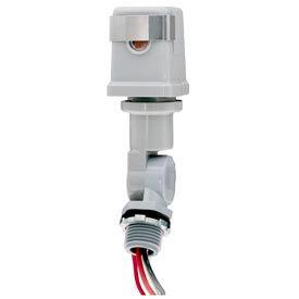 "Intermatic K4221C 1800 Watt ""T"" Swivel Mounting Photo Control, 120V, 50/60 Hz."