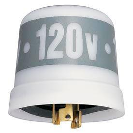 "Intermatic LC4521LA 1000 Watt ""T"" w/Lightning Arrestor Locking Type Photo Control"