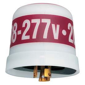 "Intermatic LC4523LA 1700-2300W ""T"" w/Lightning Arrestor Locking Type Photo Control, 208-277V,50/60Hz"