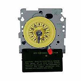 Intermatic T106M 24 Hour Mechanical Time Switch Mechanisms For 2-Speed Pump Apps, 208-277V, SPDT