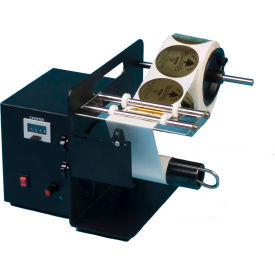 "Tach-It® Electric Label Dispenser, KL-100, For Up To 4-1/4"" W x 9"" Diameter Any Core Roll"