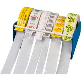 "PDL-8 Bench Top Label Dispenser for single/multiple roll use Maximum8 1/2""W x 7"" Roll Diameter"