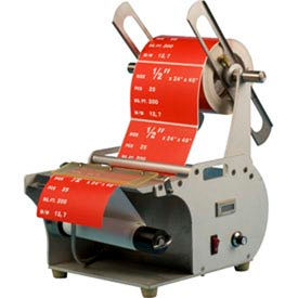 """Tach-It® Electric Automatic Label Dispenser w/ Rewinder, SH408,  For Up To 8"""" W Labels"""