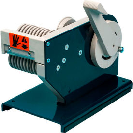 """Manual Definite Length Tape Dispenser For Up To 3"""" W Tape x 7-1/2"""" Diameter 3"""" Core Roll"""