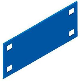 "Interlake Mecalux Bulk Storage Rack Row Spacer, Hardware Included, 4""L"