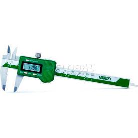 "Insize Mini Digital Caliper, 1111-75A, 0-3""/0-75mm Range"