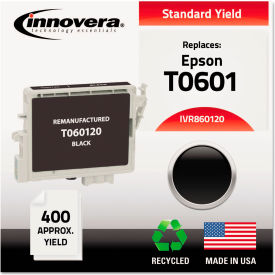 Innovera® Remanufactured T060120 (60) Ink Cartridge - Black