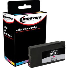 Innovera® Remanufactured CN047AN (951XL) High-Yield Ink Cartridge - Magenta
