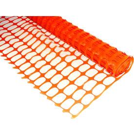 Boen SF-450  Safety Snow Fence - O-Ring,  4 Ft. X 50 Ft., Orange