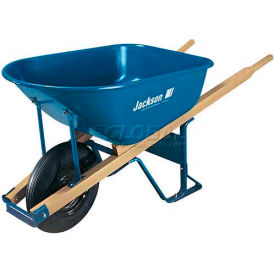 Jackson Contractors Wheelbarrows, JACKSON PROFESSIONAL TOOLS M6FFBB