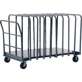 Jamco Adjustable Divider Truck with 12 Dividers DG272 24 x 72