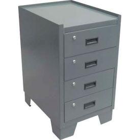 "Jamco Heavy Duty Narrow Cabinet JS218 - 4 Drawer, 18""W x 24""D x 33""H"