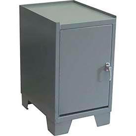 """Jamco Single Door Security Cabinet WP218GP - 19""""W x 24""""D x 33""""H"""