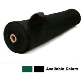 BOEN Privacy Netting W/Woven Eyelets, 8' x 50', Black - PN-30068