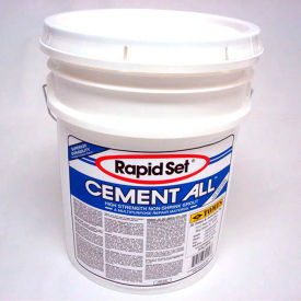 JE Tomes RSCA-55P Rapid Set Concrete Resurfacing, 55lb. Pail by