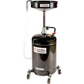 JohnDow 18 Gallon Self-Evacuating Oil Drain - JDI-18DC