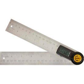 """Johnson Level 1888-0700 7"""" Digital Angle Locator and Ruler by"""