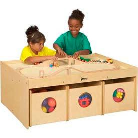 Jonti-Craft® Activity Table with 6 Bins