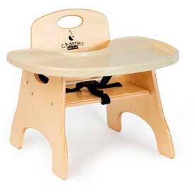 """Jonti-Craft® ThriftyKYDZ® High Chairries® - Premium Tray - 15"""" Seat Height"""