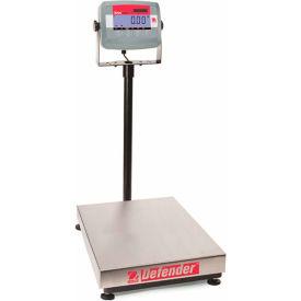 "Ohaus Defender Rectangular Bench Digital Scale 150lb x 0.02lb 16-1/2"" x 21-11/16"" Platform"