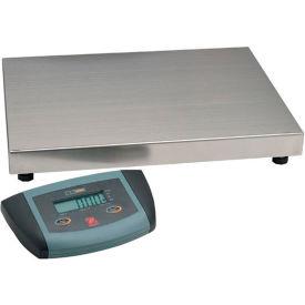 "Ohaus ES50L AM Entry Level Bench Digital Scale 20x15 - 110lb Capacity 20-1/2"" x 15-3/4"" Platform"