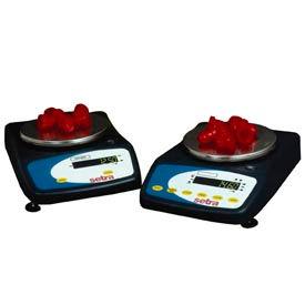 "Setra Digital Counting Scale 500g x 0.005g 4"" Diameter Platform - Multiple Units"