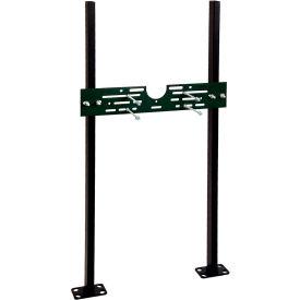 Josam 17550 Typical, Floor Mount, Single, Hanger Plate Type Lavatory Carrier