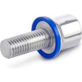 Hygenic Design Screw - M5 x 16 mm - Stainless Steel - Polished - J.W. Winco 1580-M5-16-PL