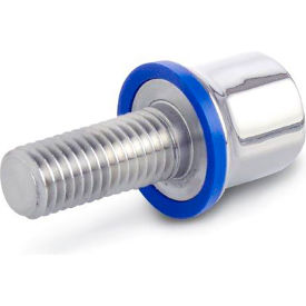 Hygenic Design Screw - M8 x 25 mm - Stainless Steel - Matte - J.W. Winco 1580-M8-25-MT
