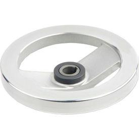 "JW Winco - 22KE82/ADR - Safety Clutch Handwheel - Needle Bearing w/o Handle 9.84""D-22mm Bore-Keyway"