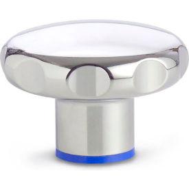 Hygenic Design Star Shaped Knob - Tapped - M10 - Polished - J.W. Winco 5435-50-M10-PL
