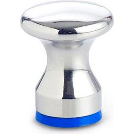 Hygenic Design Waist Shaped Knob - Tapped - M8 - Matte - J.W. Winco 75.6-32-M8-D-MT