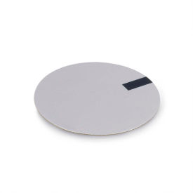 "JW Winco - E24/A - Aluminum Cover Disk With Symbol - 1.97"" Dia"