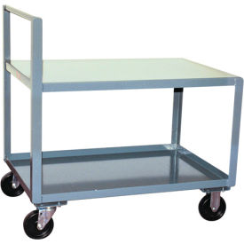 Jamco Straight Handle Low Profile Cart SH236 1200 Lb. Capacity 24 x 36