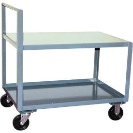 Jamco Straight Handle Low Profile Cart SH448 1200 Lb. Capacity 36 x 48
