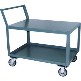 Jamco Offset Handle Low Profile Cart SL230 1200 Lb. Capacity 24 x 30