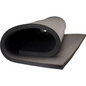 "K-Flex Duct™ Liner Gray 1/2"" X 3' X 4' - Pkg Qty 12"