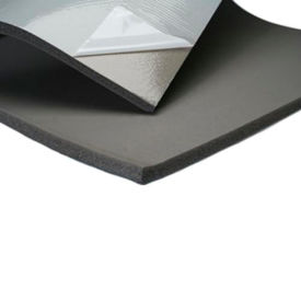 """K-Flex Duct™ Liner Gray Adhesive Backed 1/2"""" x 46-1/4"""" x 100'"""